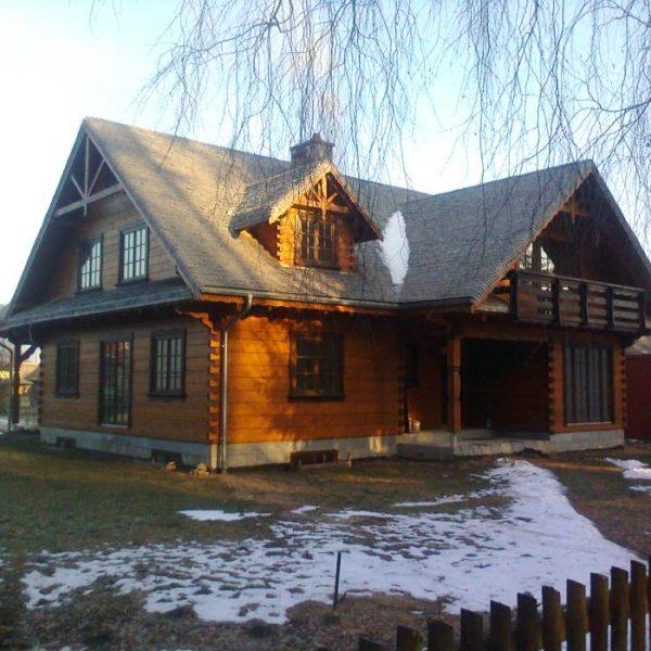 Biuro projektowe z Białegostoku oferty domów drewnianych