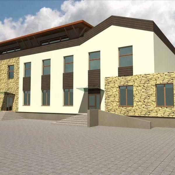 Projekty budynków gastronomicznych architekt z Białegostoku