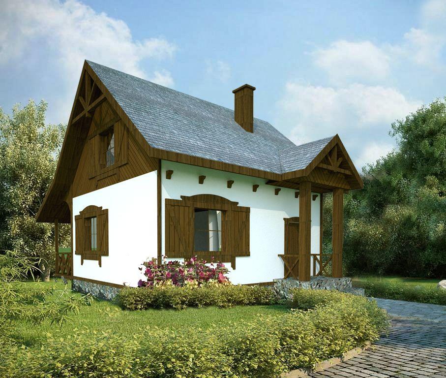 Budynek zaprojektowany przez architekta z Białegostoku