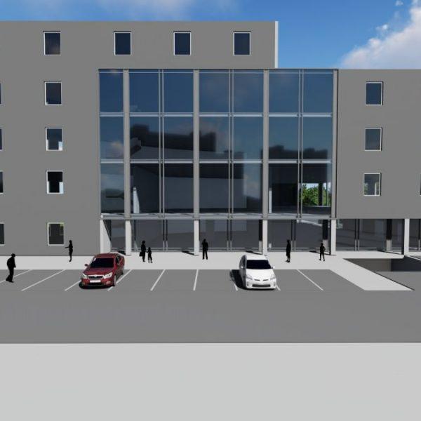 Architekci z biura projektowego Białystok