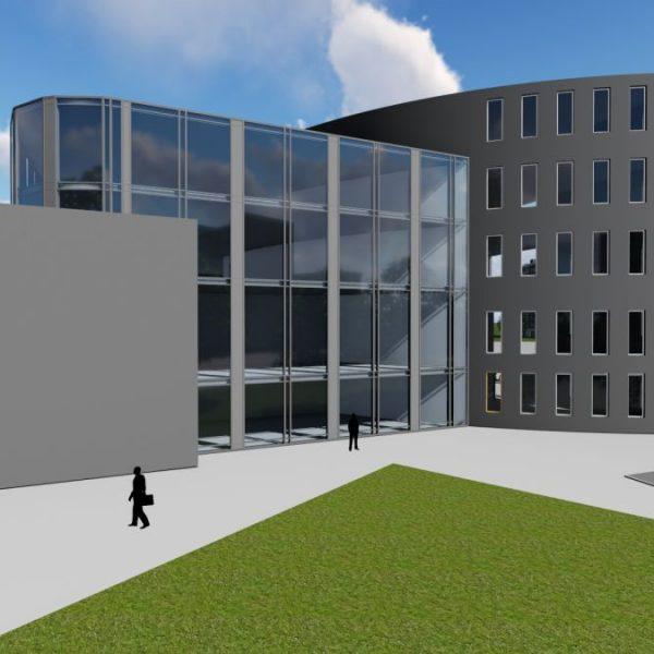 Projekty obiektów usługowych - architekt Białystok