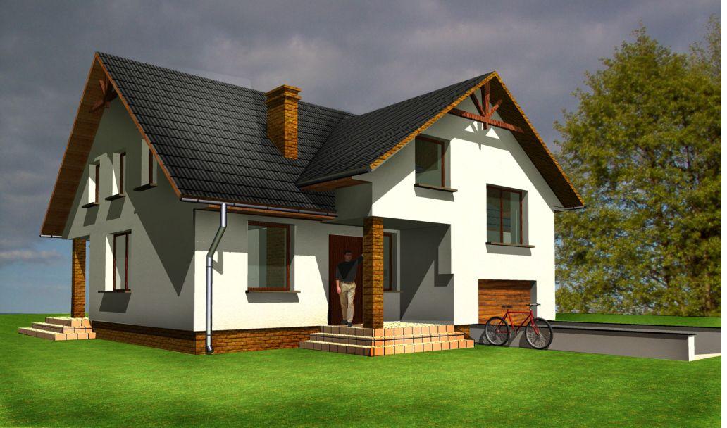 Projekt wykonany przez architektów z Białegostoku