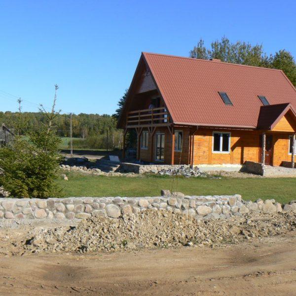 Realizacja białostockich architektów - projekt domu jednorodzinnego