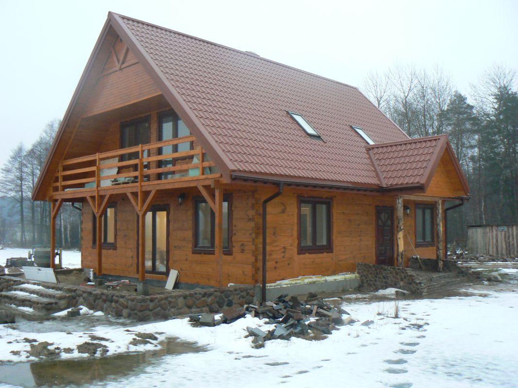 Propozycje budynków jednorodzinnych w ofercie architektów z Białegostoku