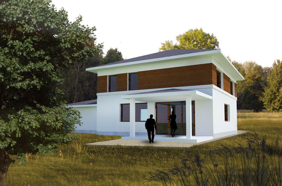 Budynki jednorodzinne - projekty Białystok