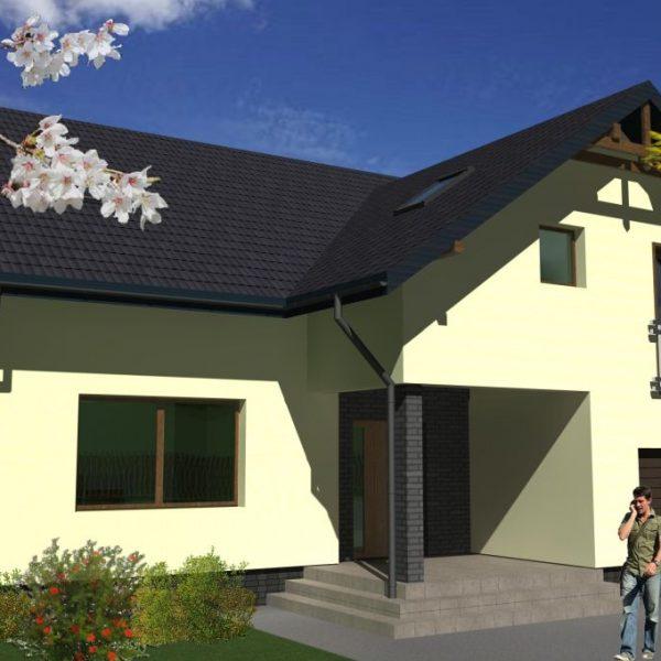 Biuro architektoniczne Białystok projekty domów