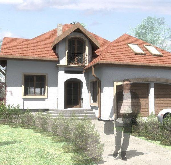Budynek mieszkalny zaprojektowany przez studio z Białegostoku