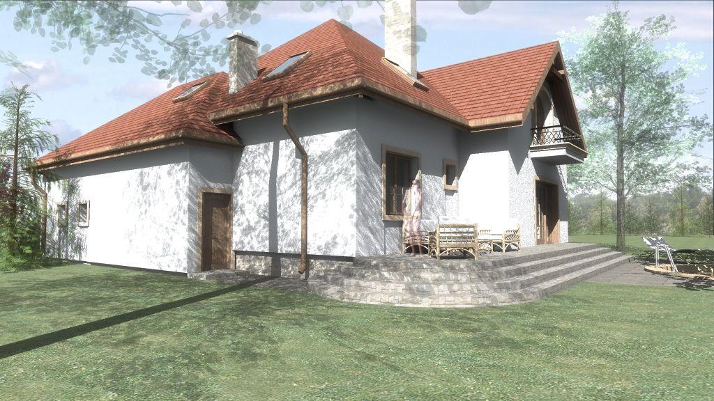Architekt z Białegostoku - projekt budynku mieszkalnego