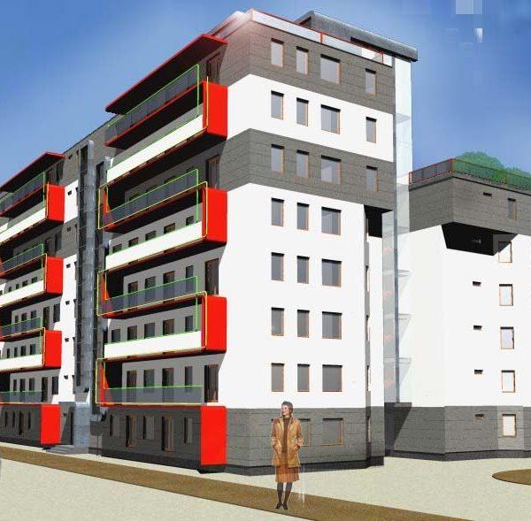 Projekty budynków wielorodzinnych Białystok