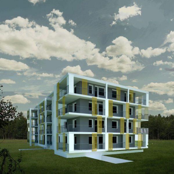 Architektura budynków wielorodzinnych w Białymstoku