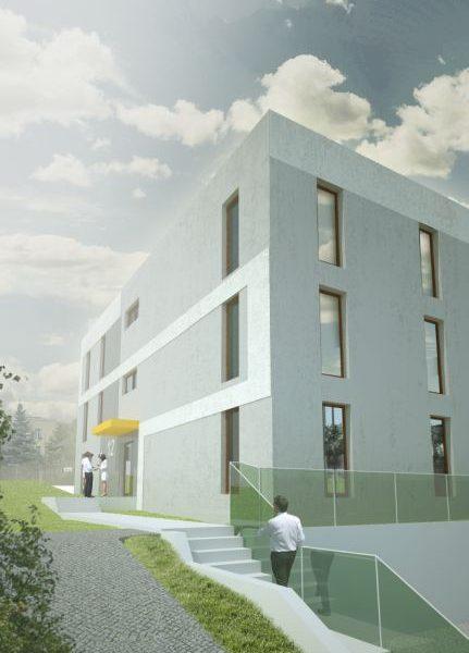 Biuro projektowe Białystok - budynki mieszkalne