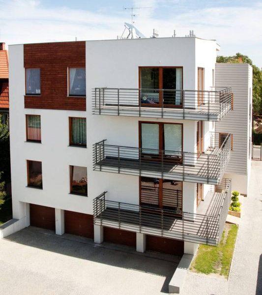 Budynek wielorodzinny Białystok - architekci