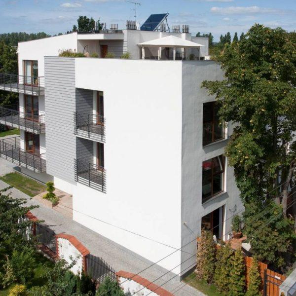 Projekt architekta Białystok budynki wielorodzinne