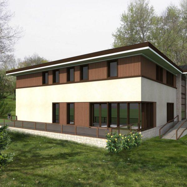 Projekt wykonany przez biuro projektowe Białystok