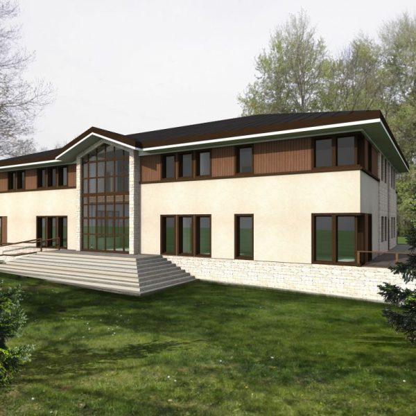 Realizacja biura projektowego z Białegostoku