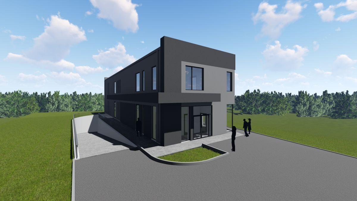 Projekt architektów z Białegostoku