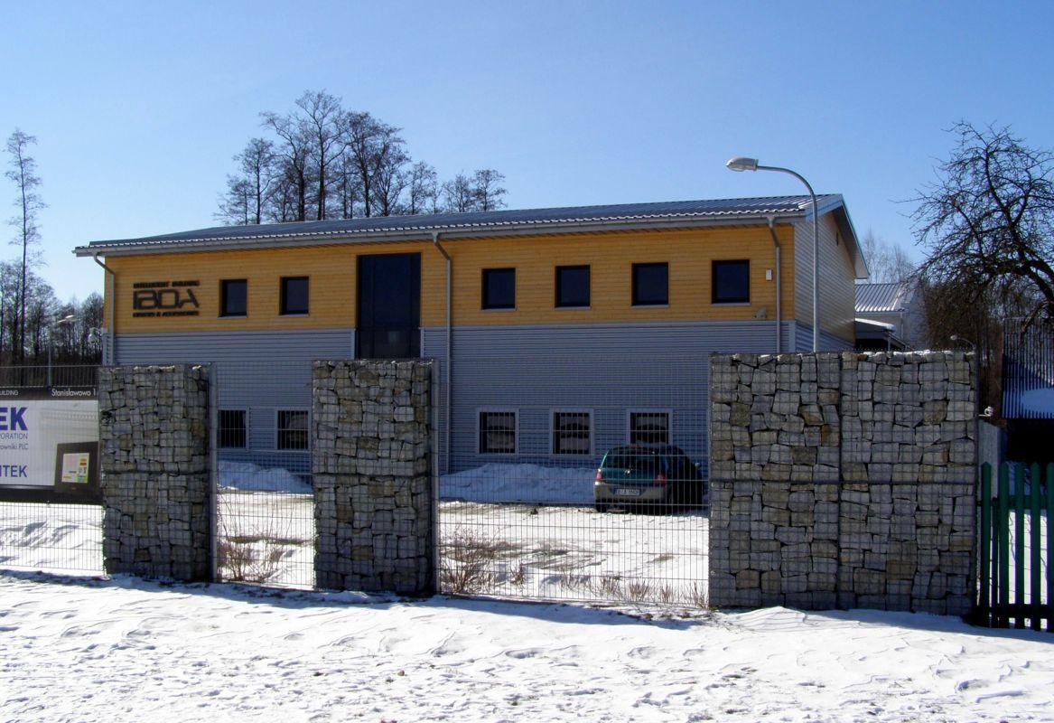 Oferta architektów Białystok - obiekty handlowe
