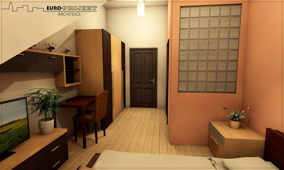Biuro projektowe z Białegostoku - projekt hotelu