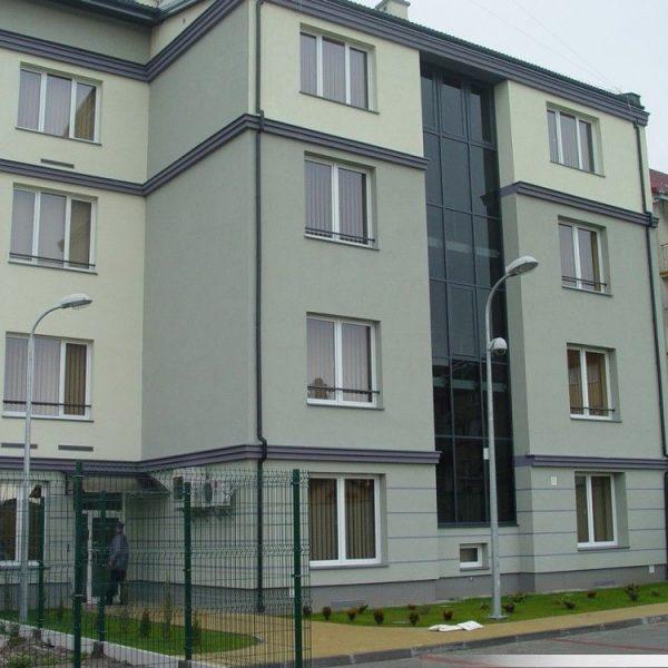 Projekt komisariatu - biuro projektowe Białystok