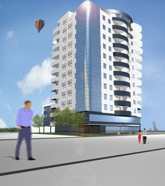 Biuro projektowe z Białegostoku - budynki wielorodzinne