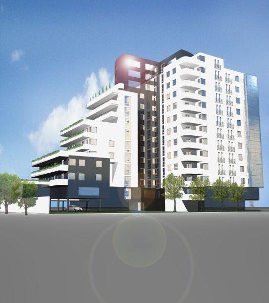 Projekty biura z Białegostoku - budynki wielorodzinne