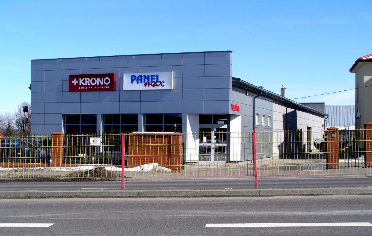 Projekt budynków handlowych Białystok - najlepsi architekci