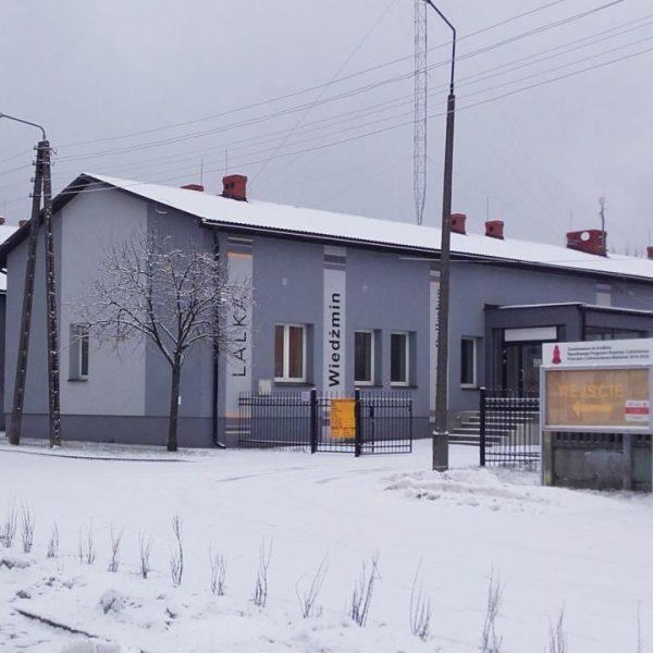 Projekt obiektu oświaty - biuro projektowe Białystok