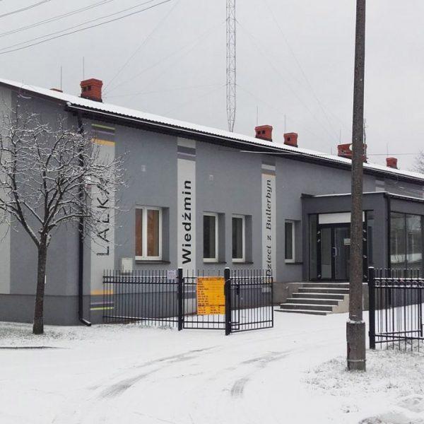 Projekt szkoły białostockich architektów