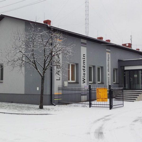 Projekt biblioteki zrobiony przez architekta z Białegostoku