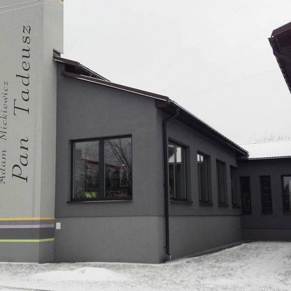 Biuro projektowe z Białegostoku - projekt szkoły