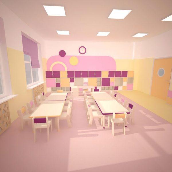 Projekty białostockich architektów - przedszkole