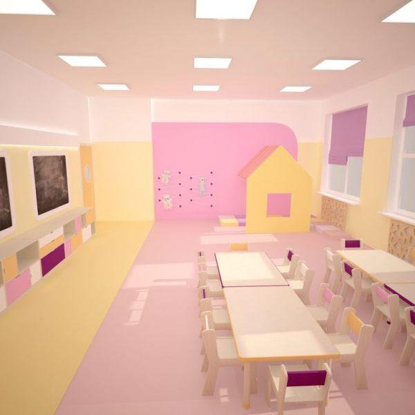 Przedszkole zaprojektowane przez architektów z Białegostoku