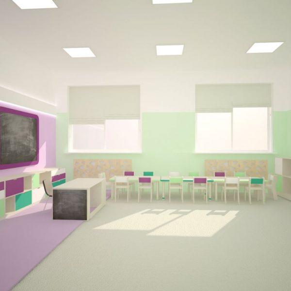 Przedszkole - projekt architekta z Białegostoku