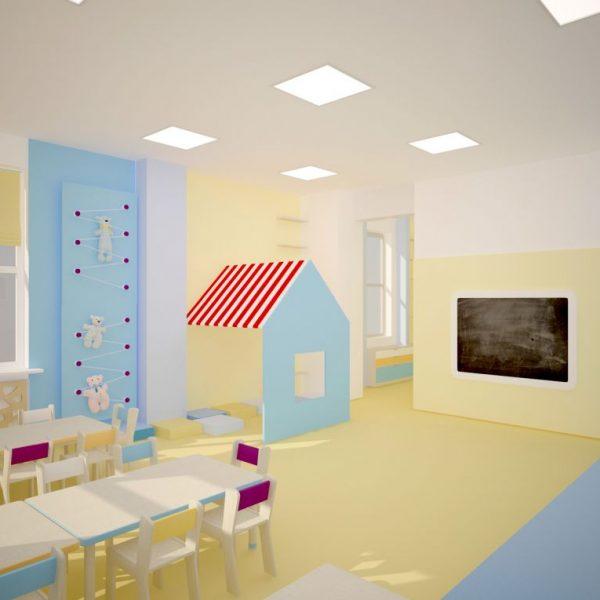 Przedszkole zaprojektowane przez studio z Białegostoku