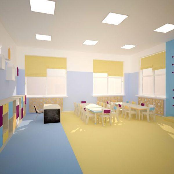 Projekt budynku oświaty- biuro projektowe Białystok