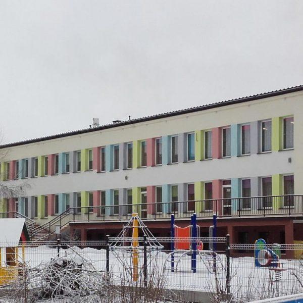 Projekt obiektów oświaty wykonany przez biuro projektowe Białystok