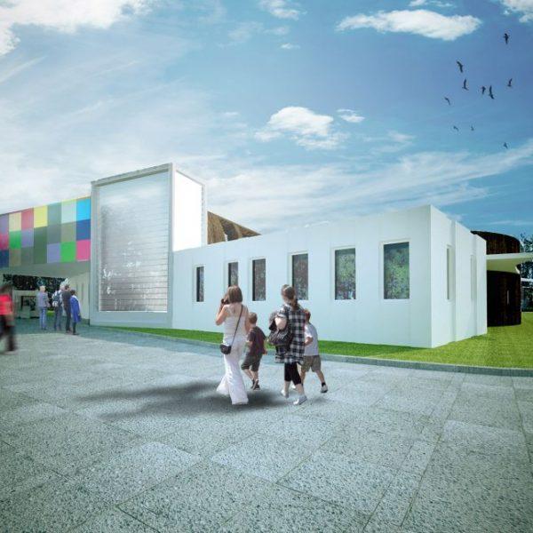 Projekt budynku oświaty - architekci z Białegostoku