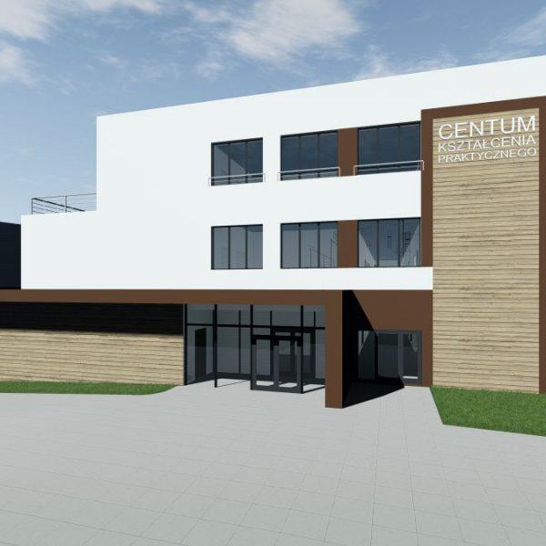 Projekty budynków oświaty wykonane przez biuro z Białegostoku