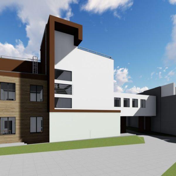 Realizacja białostockich architektów - budynki oświaty