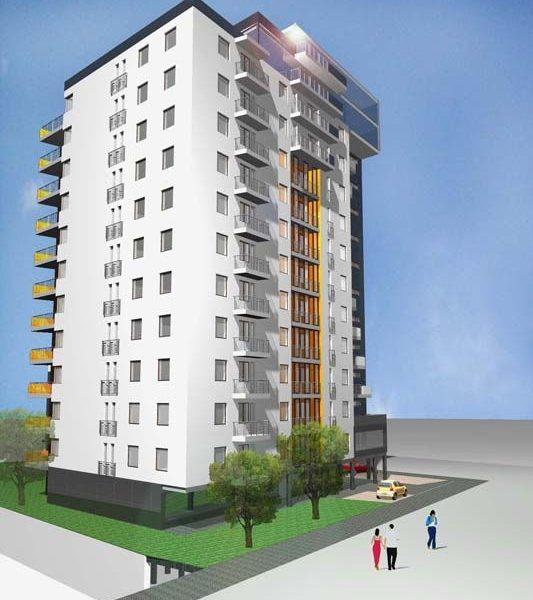 Budynki wielorodzinne w architekturze Białegostoku